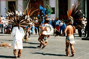 16-12-95 - Close to the Zócalo dance performance