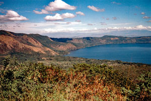 29-12-95 - Lago de Coatepeque