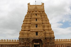 28-08-16 - Sriranganathaswamy Temple near by Srirangapatna close to Mysore